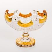 Ладья «61108 Снежинка с золотой росписью» 15,5 см