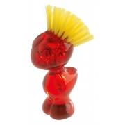 Щетка «Мини Твитти» (MINI TWEETIE) Koziol 57 x 57 x 94мм (красный)