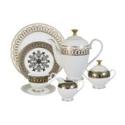 Чайный сервиз Вдохновение 42 предмета на 12 персон