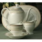 Сервиз чайный 17пр. на 6 персон «Палаццо»