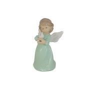 Статуэтка Девочка-ангел с голубем