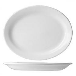 Блюдо овал «Акапулько» 26*20см фарфор