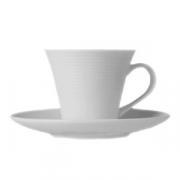 Чашка коф «Граффити» 70 мл фарфор