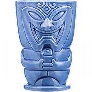 Стакан для коктейлей «Тики» керамика; 450мл; голуб.