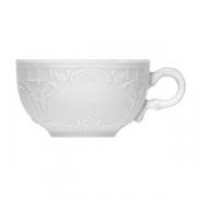 Чашка кофейная «Моцарт», фарфор, 90мл, белый