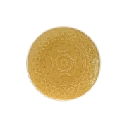 Тарелка закусочная (жёлтая) Ambiente без инд.упаковки