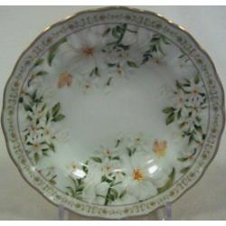 Набор из 6 суповых тарелок «Летний сад» 21 см