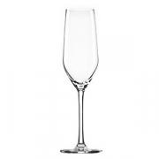 Бокал-флюте «Ультра», хр.стекло, 185мл, D=65,H=216мм, прозр.