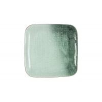 Тарелка закусочная квадратная Canvas в индивидуальной упаковке