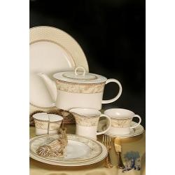 Набор чайных пар на 6 персон, 250мл. «Восточная гордость»