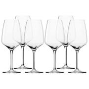 Набор: 6 бокалов для красного вина Experience