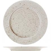 Тарелка мелкая «Лайфстиль» D=26см; песочн.