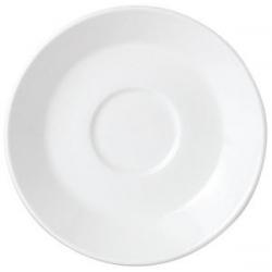 Блюдце d=15.5см фарфор