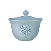 Банка для сыпучих продуктов Аральдо (голубой)