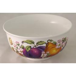 Салатник 15 см «Фрукты и ягоды» 0.4 л