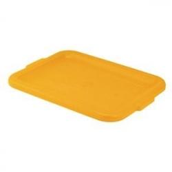 Крышка для контейнера желтая