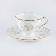 Набор 6 чайных пар 250мл «Воспоминание»
