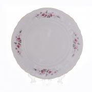 Блюдо глубокое круглое 32см «Роза серая 5396011»