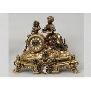 Часы «Дама» комбин. 33х40 см.
