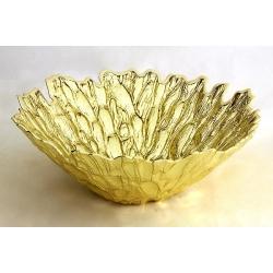 Блюдо 23,5 см «Moss Gold»