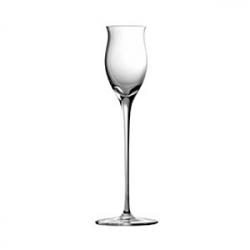 Рюмка для граппы «Кью уан»; хр.стекло; 65мл; D=62,H=192мм