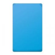 Доска раздел., полиэтилен, H=15,L=530,B=325мм, голуб.