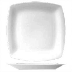 Тарелка «Тулип» мелк.квадр.15см фарфор