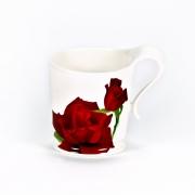 Кружка «Муг» 200мл «Черная роза»