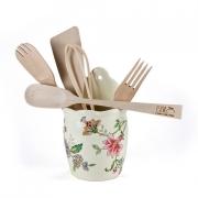 Емкость настенная с кухонными инструментами «Прованс»