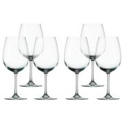 Набор: 6 бокалов для вина, большие