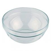 Салатник, стекло, 2.5л, D=22.8,H=10.4см, прозр.