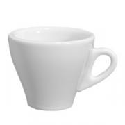 Чашка кофейная «Торино», фарфор, 80мл, белый