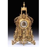 Часы бол. золотые «собор» 55х30 см