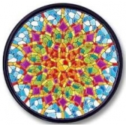 Тарелка декоративная 28 см