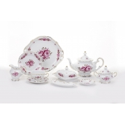 Сервиз чайный 210мл.на 12перс.54пред «Роза»