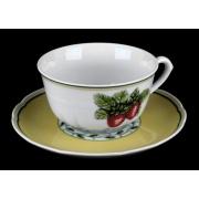 Набор для чая на 6 перс. 12 пред. низ «Роза 30200»