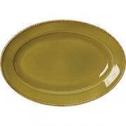 Блюдо овал. «Террамеса олива»