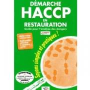 Книга (на франц.) «Demarche haccp en restaur.»