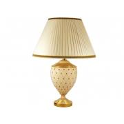 Настольная лампа Murano Cream Gold