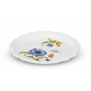 Десертная тарелка 21см «Ботанический сад»