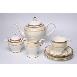 Сервиз чайный 17 предметов на 6 персон «Палаццо»