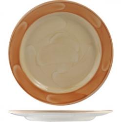Тарелка сервир «Паприка» 30см фарфор