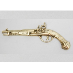 Ключница-пистолет3 крючк.4х30см.