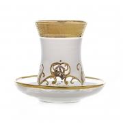 Набор для чая на 6 перс. 12 пред. «Антик»