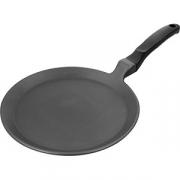 Сковорода для блинов d=25см, h=2см литой ал