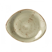 Тарелка мелкая «Крафт» 25.5см фарфор