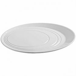 Блюдо «Бистро» d=28см фарфор