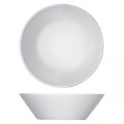 Салатник «Опшенс», фарфор, D=16см, белый