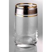 Набор стаканов 250 мл. 6 шт. «Клаудия 43249»