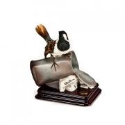 Статуэтка «Воробей на банке»